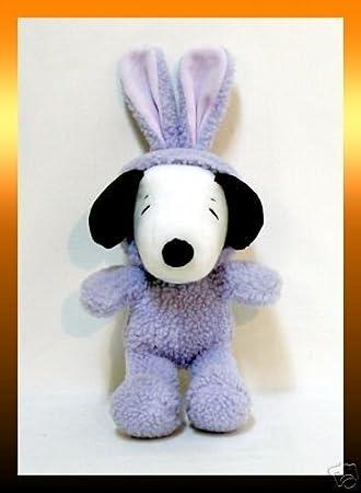 Amazon.com: Cacahuetes Snoopy en traje de conejo (15