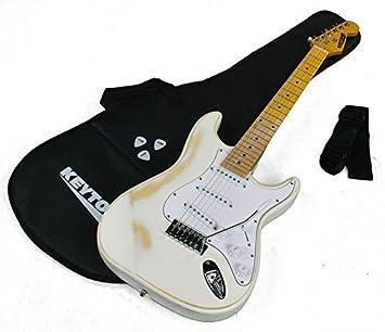 KEYTONE Guitarra Eléctrica St Vintage Design & Accesorios