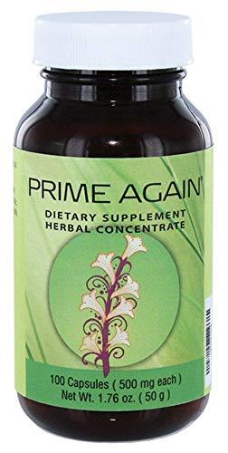 Prime Again®, 100 Capsules/Bottle - Eucommia Combination