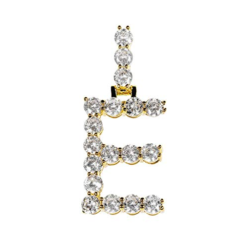 - Topgee Fashion Women Gift English Letter Name Chain Pendant Necklaces Hip Hop Chain Jewelry for Women Lady Birthday Gift