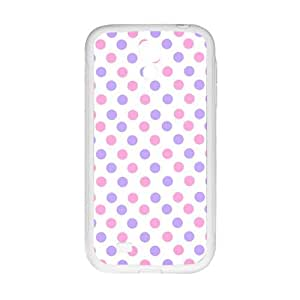 Top Special Case, Small Dots Pattern SamSung Galaxy S4 I9500 TPU (Laser Technology) Case Cover New Style,Best Phone Case
