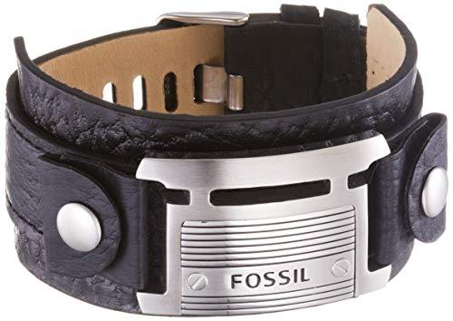 FOSSIL Herren-Armbänder & Armreifen Edelstahl 1