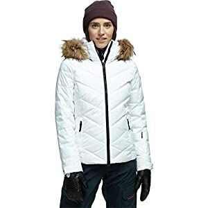 Bogner Fire + Ice Sassy2-D Down Ski Jacket with Real Fur Womens