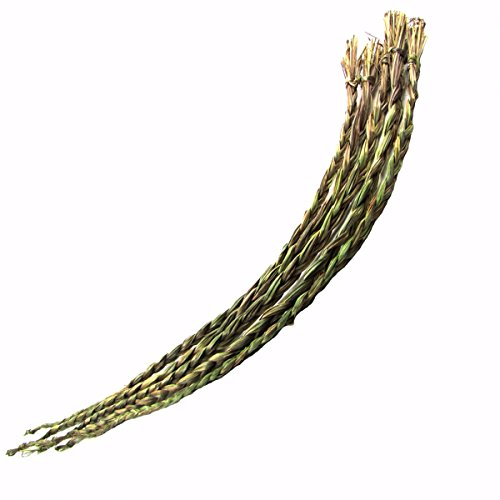 - HM American Organic Sweetgrass Braid Smudging Incense
