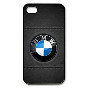 Hanifa Dirar Hadad's Shop Discount 7123215M43746648 BMW logo leather Look Iphone 4/4S Case, Bestonesell Car Logo Iphone Accessories Iphone 4/4S Cases Cover