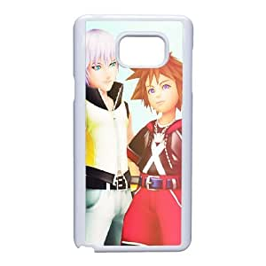Durable Material Phone Case With Kingdom Hearts Sora Image On The Back For Samsung Galaxy Note 5