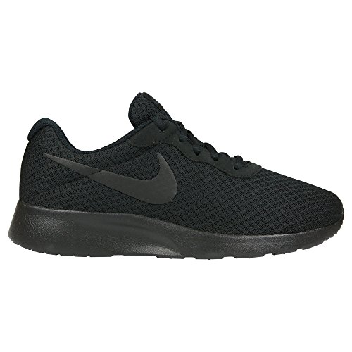 Nike Casual Sneakers - Nike 812654-001: Mens Tanjun Black/Black-anthracite Running Sneaker (10.5 D(M) US Men)