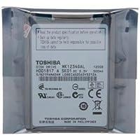 Generic US TOSHIBA 1.8 120GB MK1234GAL repalce MK1634GAL 160GB 5MM iPod Hard Drive