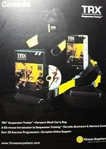 Trx Trainer Pro Pack - Sistema para ejercicios de suspensión ...