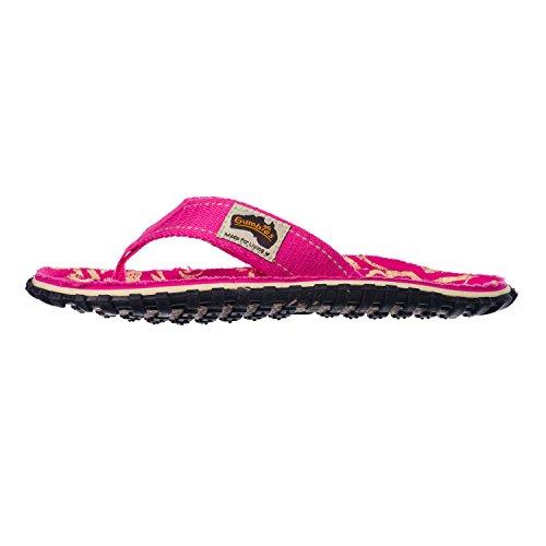Islanders Sandali 36 Infradito Adulto UK Calzature 12 EU Spiaggia Pink da Numero Gumbies aUndgxa