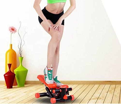 Stepper Ultra-quiet Hydraulic Pedal Fitness Exercise Equipment Body Aerobic Exercise Machine Slimming Machine by GHGJU (Image #2)'