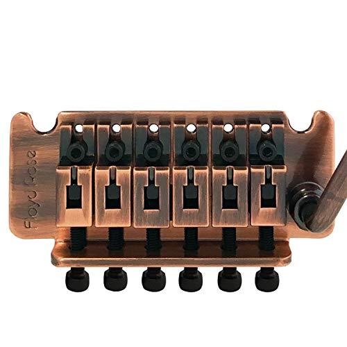 Floyd Rose Non-Fine Tuner Tremolo System (R3, Antique Bronze) (Floyd Rose Fine Tuners)