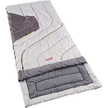 Coleman 30 – 70 Degree Big And Tall Adjustable Comfort All Weather Multi-purpose Sleeping Bag