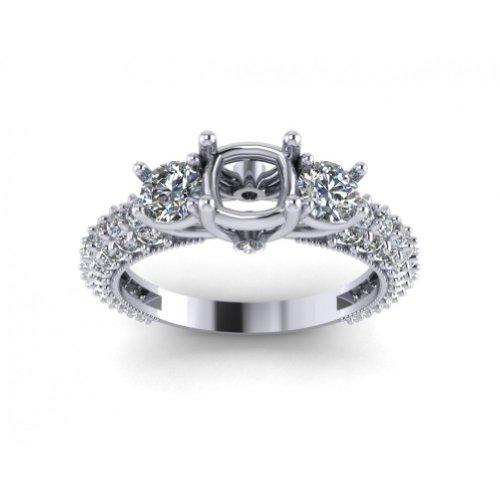1.85 Ct Round Diamond - 3