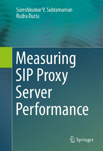 Measuring SIP Proxy Server - Server Telephony