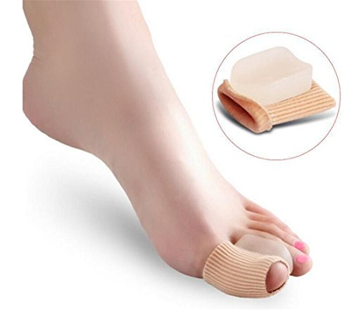 Tmrow 1pc Gel Toe Straightener Corrector for Overlapping Toe by Tmrow (Image #1)
