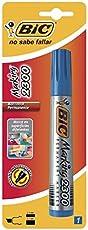 BIC Permanent Marker Bolígrafo Marking 2300, 1 pieza, azul