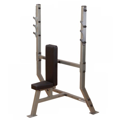 Body-Solid SPB368G ProClub Line Olympic Shoulder Press by Body-Solid