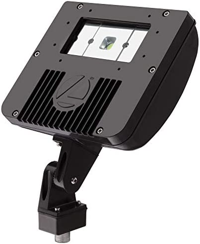Lithonia Lighting DSXF1 LED P1 50K M4 Outdoor LED 21W Floodlight