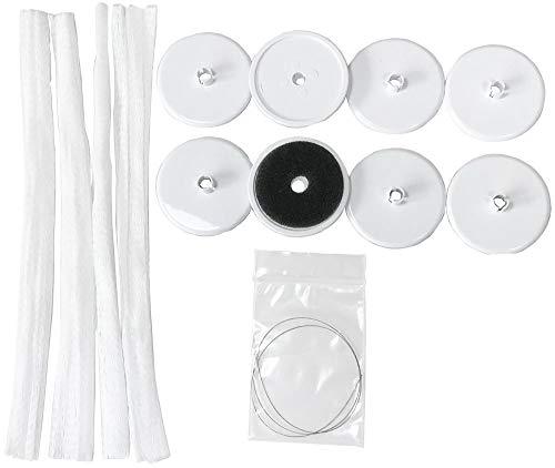 Babylock Accessories 4-Kinds Sets/Thread nets/Looper Threading Tool/Spool caps/Sponge disks