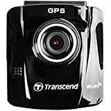 Transcend 16GB DrivePro 220 Car Video Recorder With Suction Mount (TS16GDP220M)