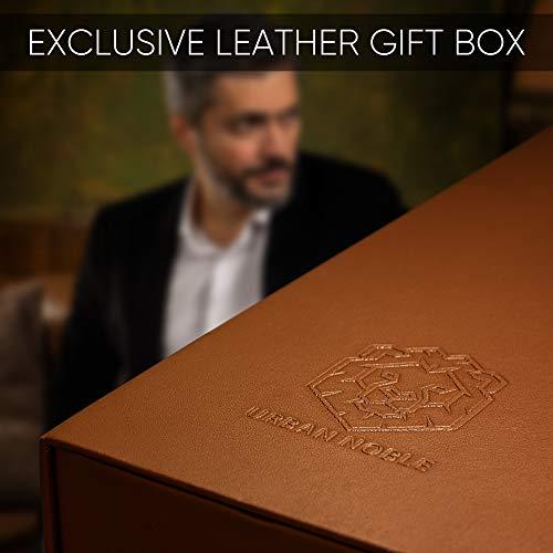 Amazon.com: Kit de cuidado de barba para hombre, set de ...