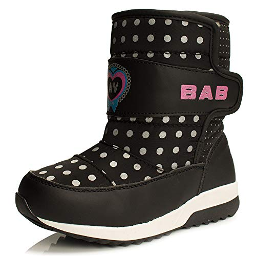 quest snow boots for girls - 9
