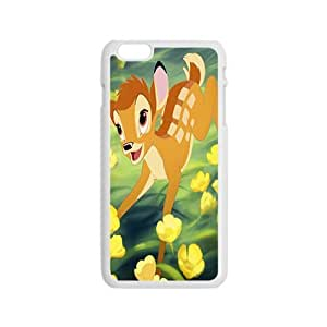 Happy Bambi Case Cover For iPhone 6 Case
