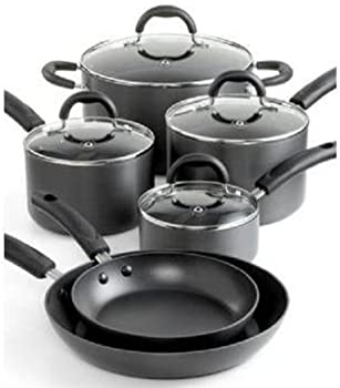 Martha Stewart 10-Pc. Cookware Set