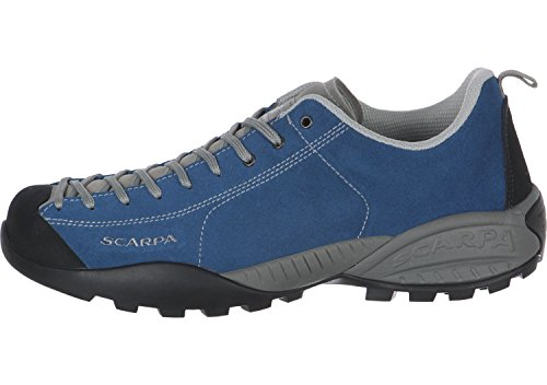 Men's Shoe grey Scarpa Walking Blue Mojito Hyper GTX nHwPqxpZ