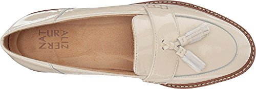 August Patent On Naturalizer Slip Women's Loafer Leather Alabaster q5FC6p