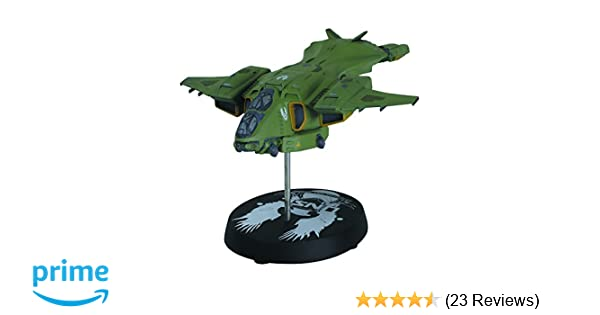 ORIGINAL Dark Horse Comics Figur HALO Guardians Replik UNSC Prowler Ship 15cm