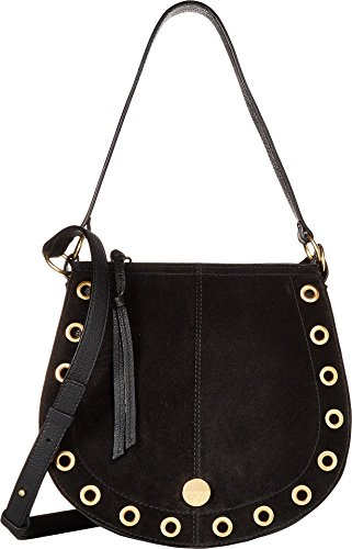 Chloe Women's Saddle Bag by Black Small Kriss See HxCEUqwq