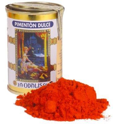 La Odalisca pimenton – Sweet Paprika de Murcia por la ...