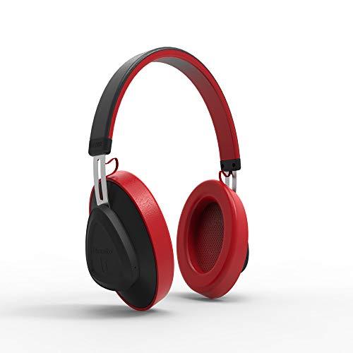 RYZRYZ Auricular estéreo inalámbrico Bluetooth 5,0, Llamadas Manos Libres Escuchando Canciones, micrófono Integrado...