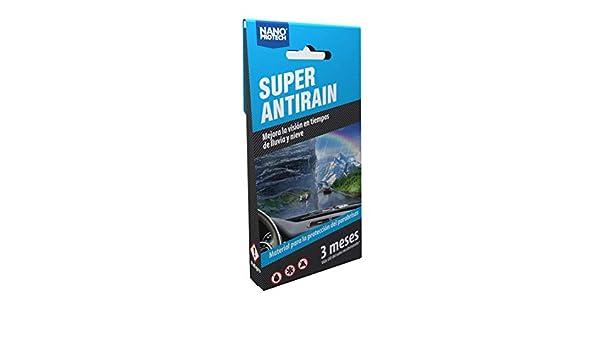 NANOPROTECH - Super Antilluvia Coche: Amazon.es: Coche y moto