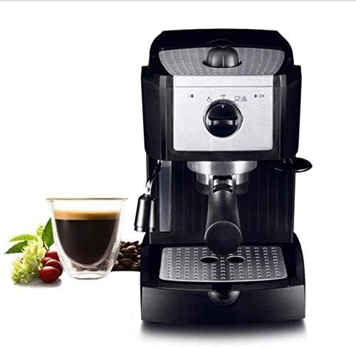 Koffiezetapparaat Maker 15 Bar, Capuccino, opschuimen van melk schuim, 1100W, Capacity 1L Verwisselbare Grinder leilims