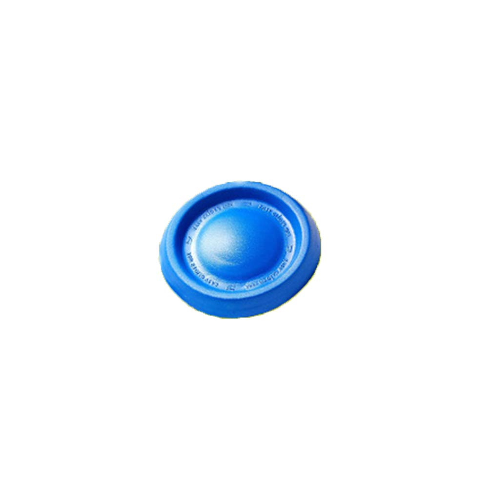 bluee Small bluee Small Dog Frisbee Toys, Pet Training Dog Toys Light and Biting Interactive Toys Suitable for Small, Medium Or Large Dogs Floating Dog Toys,bluee,S