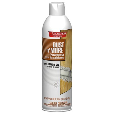 Champion Sprayon Dust N' More - 18 oz. -(1 CASE)