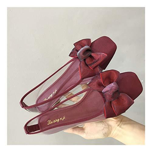 Sharp Blando Ballet WULIFANG Color C Lana Superficial Fondo CqTFYx5Xw