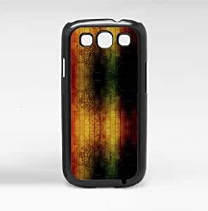 Red, Yellow, and Green Brick Hard Snap on Phone Case (Galaxy s3 III)