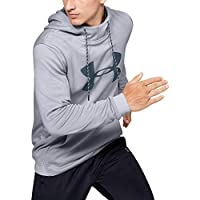 Under Armour Armour Fleece Pullover Hoodie Big Logo Graphic Deals