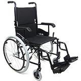 High Strength Aluminum Ultra-Lightweight Wheelchair Footrests: Elevating