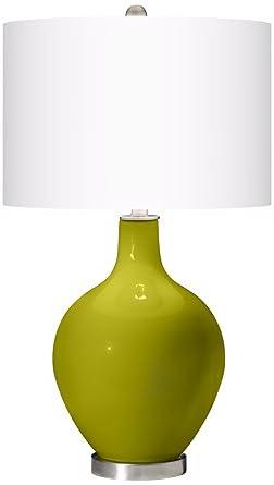 Olive Green Ovo Table Lamp Amazon Com
