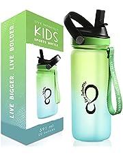 Live Infinitely Kids 12oz insulated Bottle