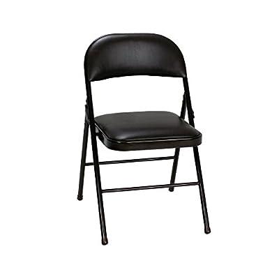 Cosco Vinyl 4-Pack Folding Chair