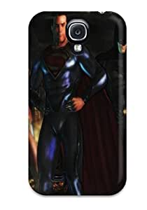 New Fashionable ZippyDoritEduard IhchXjE1778UGWpw Cover Case Specially Made For Galaxy S4(justice League)