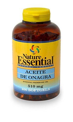 ACEITE DE ONAGRA 510 MG. (10% GLA)  400 PERLAS