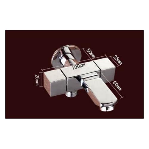 good Square toilet spray gun Kit/All copper bidet-B