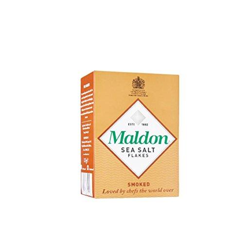 : Maldon Smoked Sea Salt Flakes, 4.4 Ounce